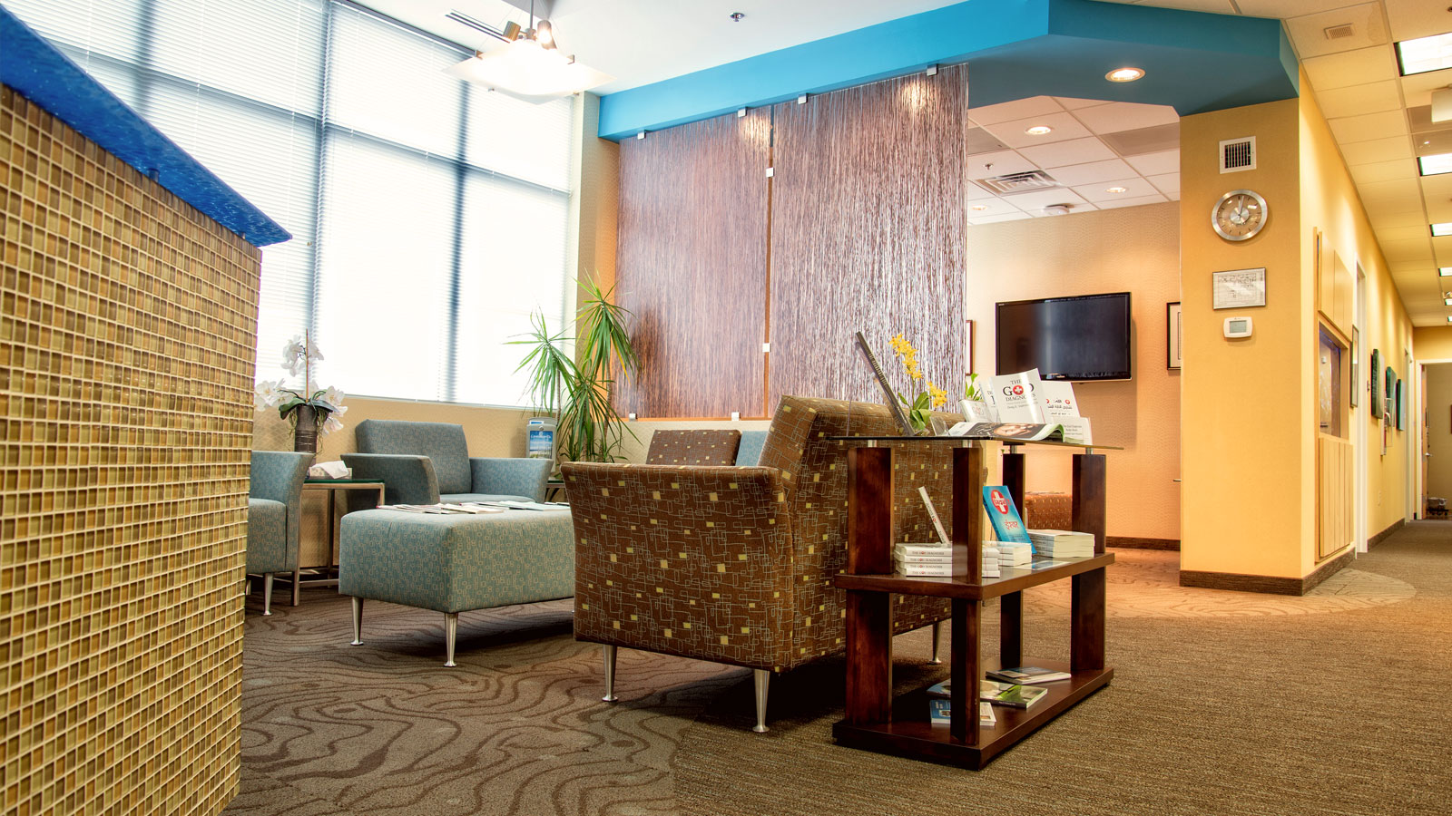 SeaCoast Skin Surgery Front Lobby